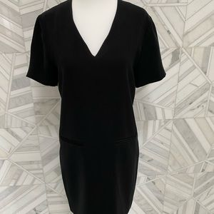 Black T Alexander Wang dress size 2 perf condition